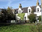 LAMMERMUIR COTTAGE, pet friendly, with a garden near Dunbar, Ref 3644