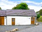 Y BEUDY, pet friendly, country holiday cottage, with a garden in Pencoed, Ref 3673