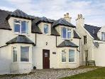 AN SEANN TIGH, family friendly, country holiday cottage, with a garden in Elgol, Isle Of Skye, Ref 3788