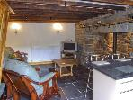 CWM YR AFON COTTAGE, pet friendly, character holiday cottage, with open fire in Llanbedr, Ref 4166