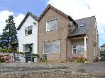 FAIRWAY, DEGANWY COTTAGE, pet friendly, with a garden in Deganwy, Ref 4242