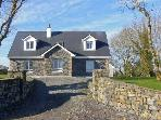 ASH COTTAGE, pet friendly, country holiday cottage, with a garden in Oughterard, County Galway, Ref 4615