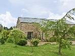 FOREST VIEW, romantic, country holiday cottage, with a garden in Tosside, Ref 5254