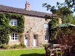 SCHOOL HOUSE, pet friendly, character holiday cottage, with a garden in Bradnop Near Leek , Ref 695