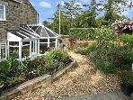 BROOKSIDE, pet friendly, country holiday cottage, with a garden in Allendale Town, Ref 7717