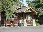 Whitefish 2 Bedroom/2 Bathroom House (04D)