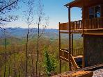 Above the Trees - Mountain Top 2 Bedroom with Pool Table, Hot Tub, Jetted Bath Tub, and Internet