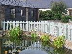 Rural pet friendly cottage close to Canterbury