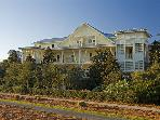 Oceanfront Retreat Next to Beach Club! Prime Location, Views!