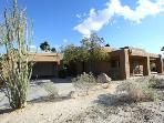 Serene 2BR Home Surrounded by the Sonoran Desert