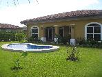 EcoVida Casa Tropical with Pool at Playa Bejuco