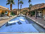 SaltwaterPool/Spa, Cabana Courtyard: 3 fenced lots