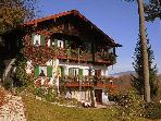 Vacation Apartment in Berchtesgaden - 700 sqft, Pure recovery in pristine surroundings! (# 1511) #1511