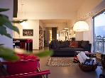 Bright Luxury Artist  Loft/Penthouse  with Parking