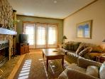 Lovely House with 1 Bedroom, 1 Bathroom in Mont Tremblant (L'Equinoxe | 154-2)