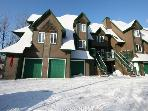 Lovely 3 Bedroom, 2 Bathroom House in Mont Tremblant (L'Erabliere | 224)
