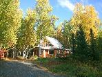 Talkeetna Cabin Cottage: Luxury Lodging to Denali