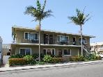 2 bedroom upper unit with Ocean Views! Steps to the Sand! (68108)