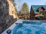 Blue Ridge Luxury Cabin - Little Piece of Heaven