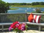 Chilmark - Waterview Home Overlooking Stonewall Pond : the138