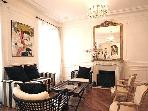 ***Exquisite Designer Chic ***apartment sleeps 4***Passy-Trocadero