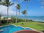 Waimanalo Oceanfront Beach Estate, Super Location!