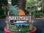 Paki Maui Resort one & two bedroom oceanfronts!