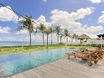 Crown Villa Bali-Absolute Beach Front Villa-Sanur