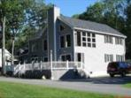 Winnipesaukee Waterfront Vacation Rental Close to Weirs Beach (MIH4Wa)