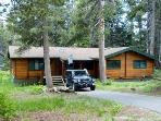 Bear Valley, 4BR Cedar Log Cabin