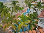 Beautiful, Spacious Condo - Steps to Pool + Beach