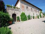 Apartment for rent Fattoria I Cerri - Scale