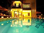 Huge Private Pool & Tropical Garden 4BR Villa