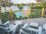 Lakefront  Paradise Guest Apartment Winter Springs, FL