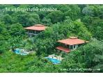 3 BR/3BA villas Amazing ocean/jungle views, pools