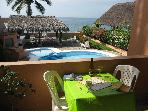 Come To Manzanillo ~ 2 Bedrooms ~ On The Beach ~