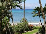 Maui Beautiful Westside Beach Front Condo
