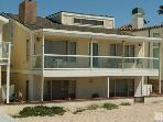 1013O- Coastal Sunset Beach House Fun Family Vacation Rental on the Sand!