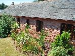 Luxury 2 bedroom barn conversion near Torbay Devon