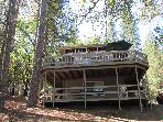 The Cedar Cabin at Pine Mtn. Lake, Groveland CA