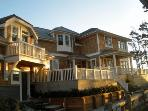 Beach Bluff w-Carriage House - OCEANFRONT