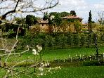 Casa Paterna, an elegant Tuscan/Umbrian retreat