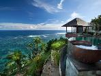 Absolute Beachfront Bidadari Cliffside Estate Bali