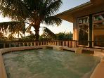Air Conditioned 1Bdrm Walk To White Sandy Beach