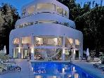 VILLA TITANIC...BEVERLY HILLS SHIP MANSION ESTATE