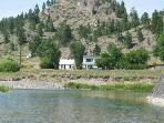 Gary Cooper Ranch Cabin with Private Fishing