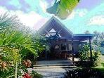 AVANA HIDEAWAY Tropical garden & 5min walk to Muri