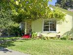 Vintage Petaluma Home with small town charm