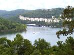 Branson Fabulous Lakefront Condo! Secluded Resort!