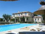 Villa Lavender St. Remy villa rentals, holiday in St. Remy, villa rentals in Provence
